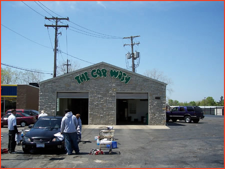 The Car Wash - North Randall
