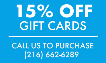 15% Off Gift Cards